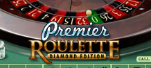 Premier Roulette Diamond Edition is a table Game with advanced features including 'Edit Layout', 'AutoPlay' and a 3D zoom animation. No matter if you are an expert player or a beginner, the Premier Roulette Diamond edition is the perfect game for you, especially if you are a roulette lover!